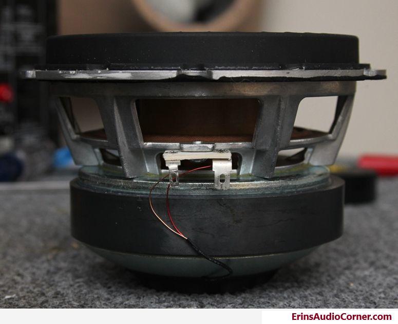Uni-Q driver130 mm Bianco Tweeter 25 mm Kef Q100 Diffusori da scaffale 100 W